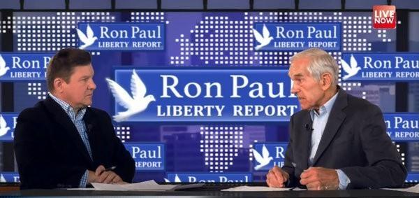 Рон Пол: «Мы сбросили на Рак…
