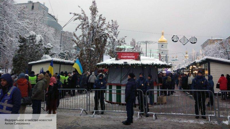 В Киеве во время собора были…