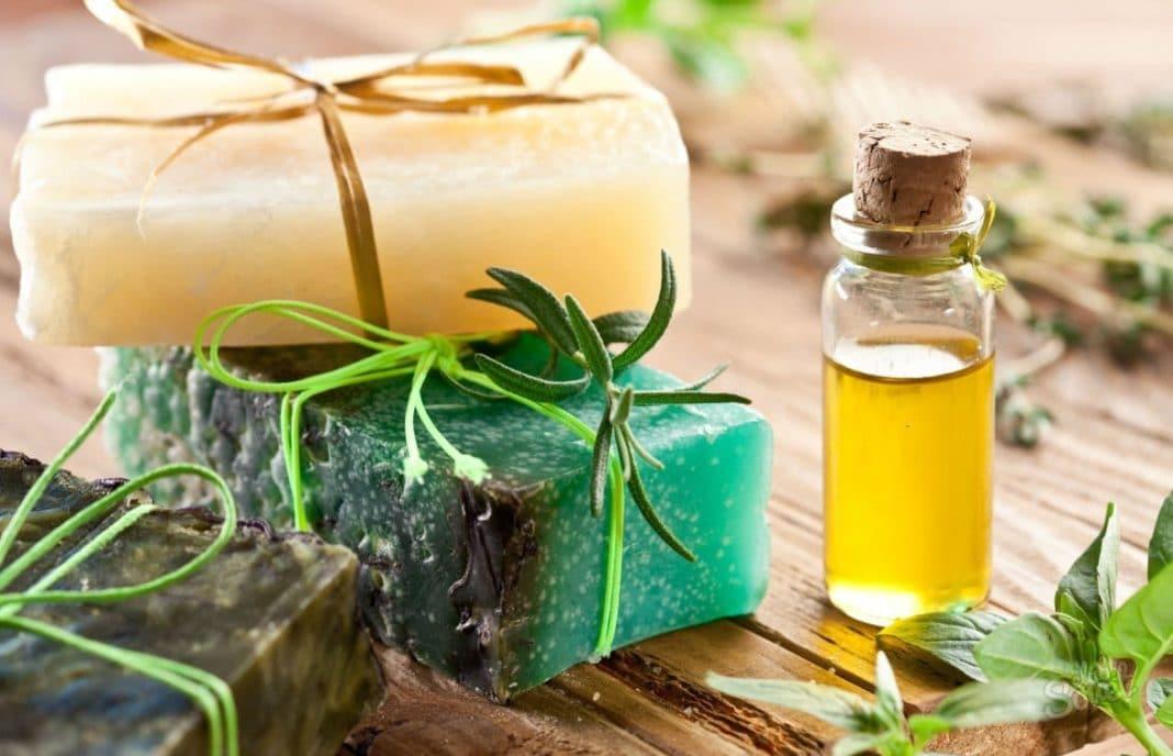 Оливковое масло для ногтей: …