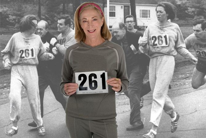 История одного марафона, или подвиг Катрин Швитцер, которая сломала мужские стереотипы