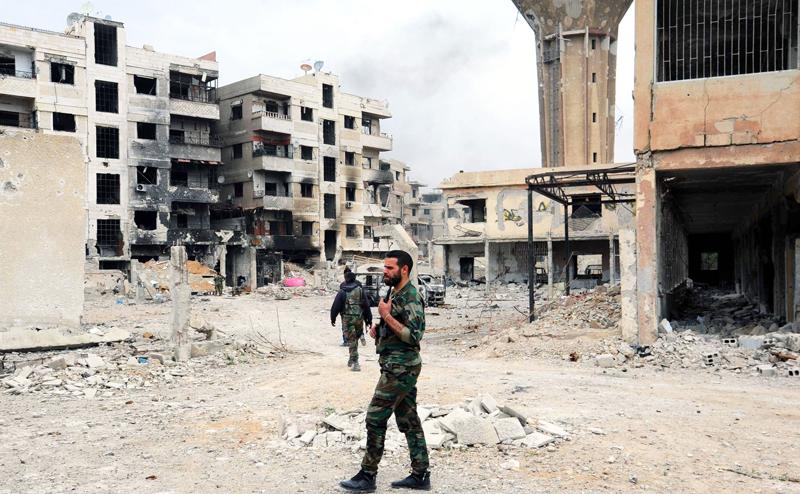 США в открытую атакуют Асада и Россию