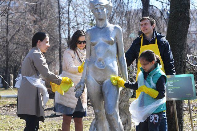 Весна требует обновления. Первые итоги «генеральной уборки» Москвы