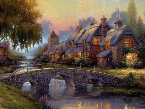 Какие картины привлекают достаток и благополучие в дом?