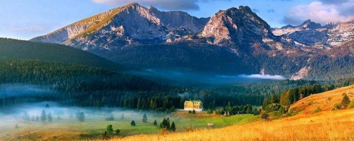 Прекрасный парк, созданный в 1952 году, является одним из самых больших в Европе и содержит в себе восемь неповторимых экосистем, состоящих из реликтовых лесов, озер и каньона.