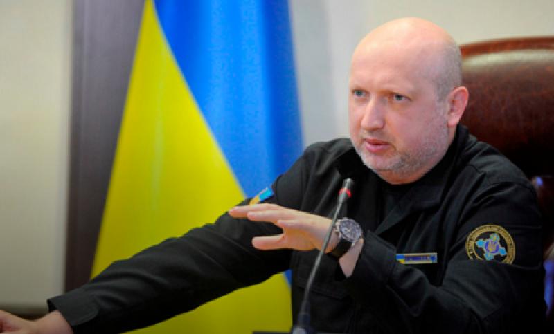 Опасаясь вмешательства РФ в украинские выборы, Турчинов приказал усилить киберзащиту