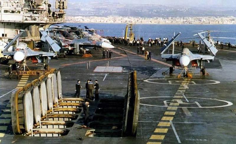 """ТАКР """"Кузнецов"""". Сравнение с авианосцами НАТО. Ч. 6"""