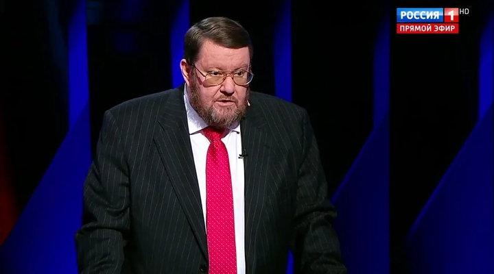 Сатановский раскритиковал Соловьёва за то, что тот приглашает украинских «экспертов» на свои передачи