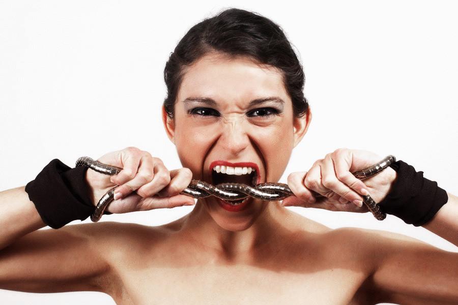 Вспышки гнева — средство для снятия стресса