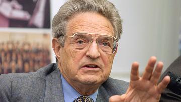 НАВИГАТОР: Сорос призывает ЕС взять на себя новые долги Украины для войны против России