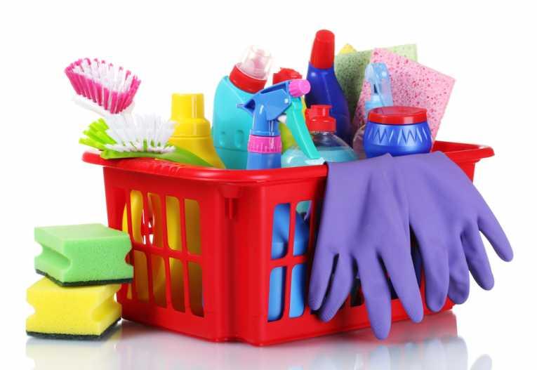 Лучшие домашние средства для уборки