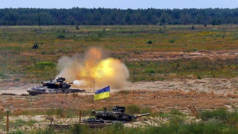 ВСУ обстреляли два населенных пункта в ЛНР