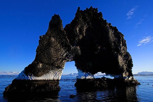 скала Хвитцеркур, 20. Фотографии скала Хвитцеркур (Нордурланд Вестра, Исландия). Исландия, Нордурланд Вестра