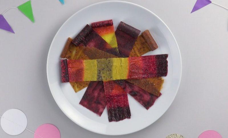Натуральные сладости из фруктового пюре. Простой и гениальный рецепт