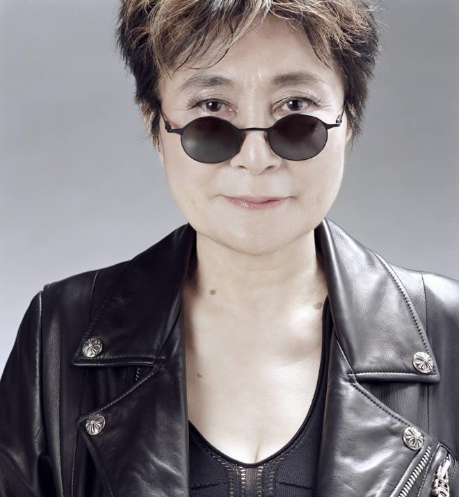 Йоко Оно отметила день рожде…
