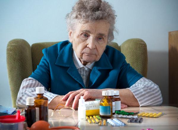 Болезни, которые приближают старость
