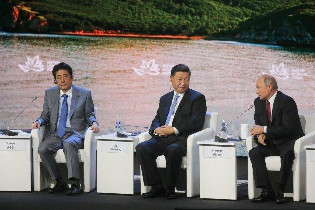Запад боится ухода Японии в альянс к России и Китаю