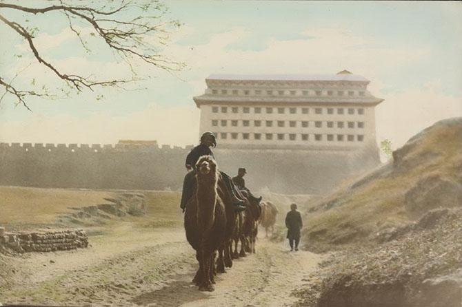 Виды и типы Китая 20-30-х годов ХХ века в фотографиях Сергея Варгасова
