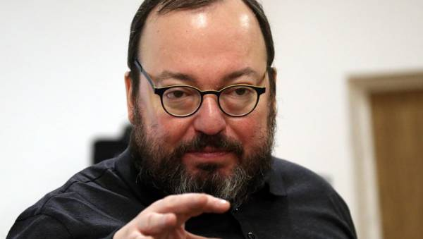 Назвавший русских шизофрениками Станислав Белковский всплакнул о Майдане на «Эхо Москвы»