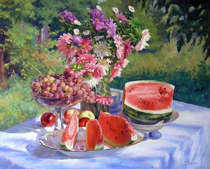 Творчество художника Геннадия Кириченко
