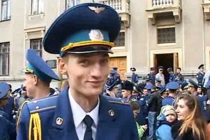 Капитан Волошин, подозреваем…