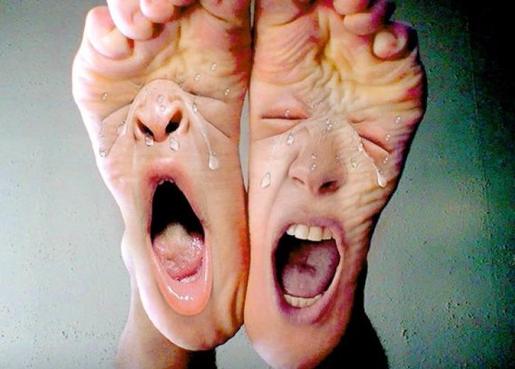 Про запах ног