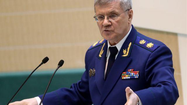 Чайка назвал сумму ущерба России от коррупции