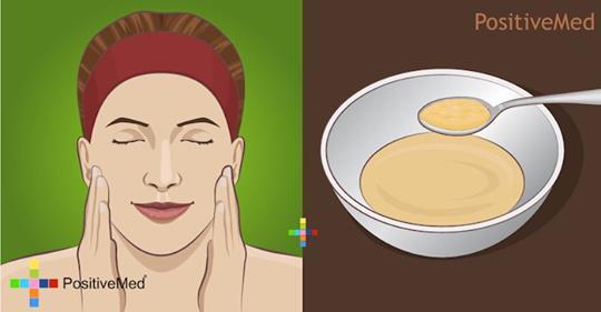 Сотрите морщины за одну неделю с этим домашним кремом для лица