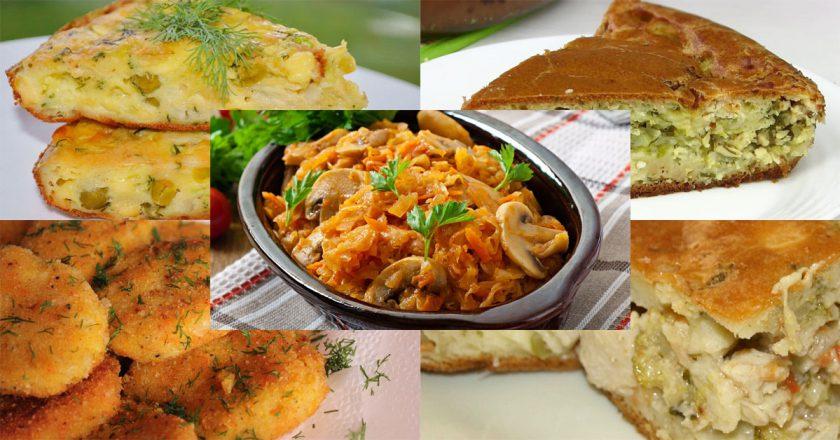 ДиетичеÑкие блюда из капуÑÑ'Ñ‹