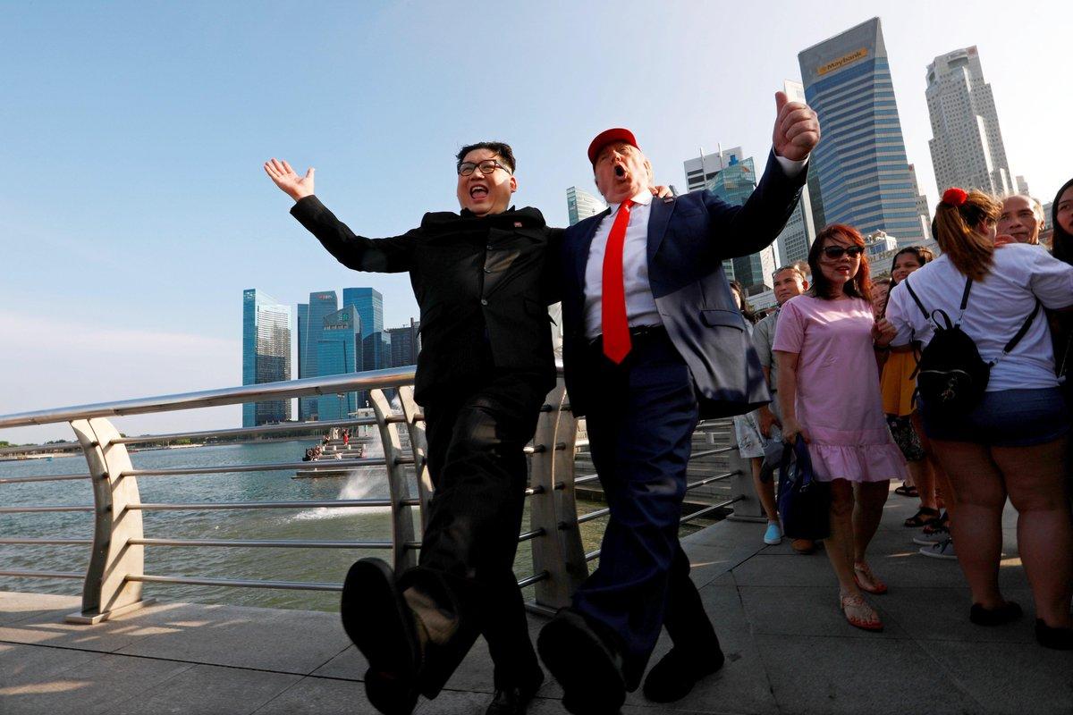 Сингапурские ожидания
