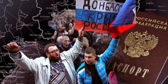 Гибридная пятилетка истекла – паспорта РФ для Киева оказались страшнее танков