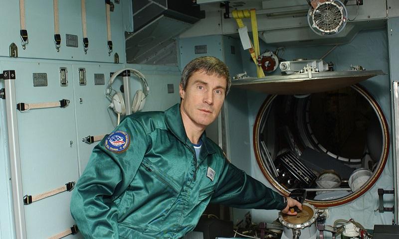 Космонавт, которого «забыли» в космосе