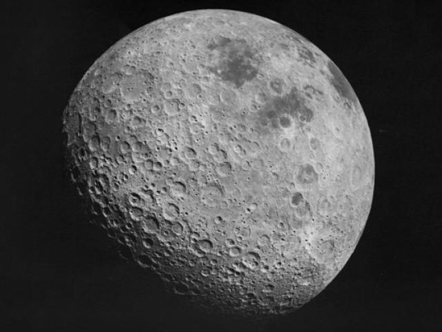 На Луне обнаружили руины древнего храма