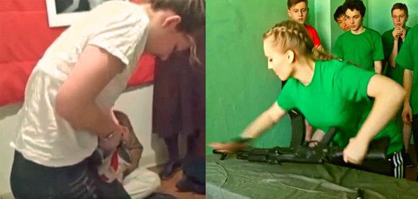 """""""Русские могут гордиться своей молодежью"""" - иностранцы о сравнении школьников России и США."""