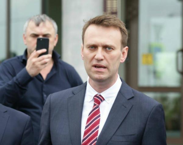 Глава ЦИК: Навальный не може…