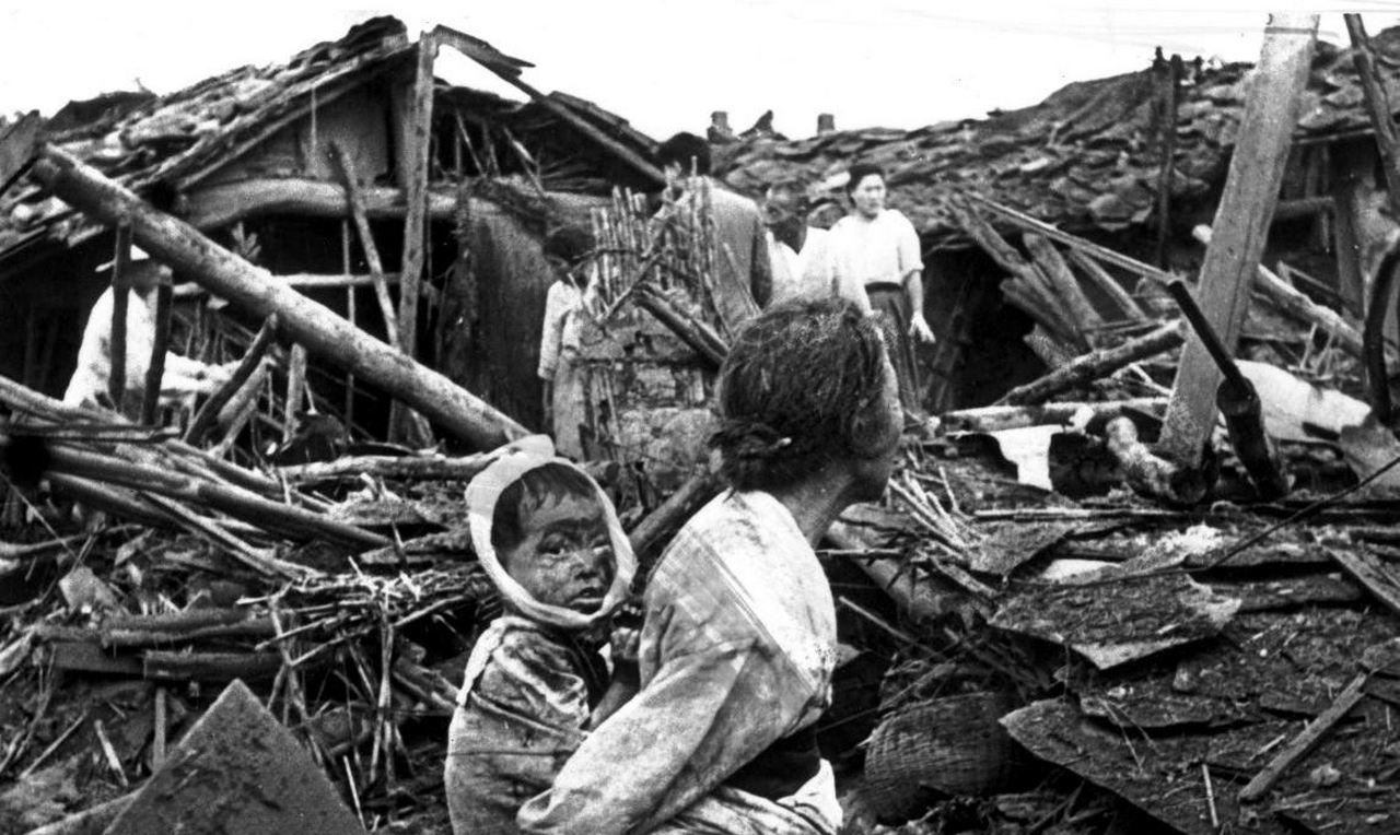 Вспоминая войну в Корее