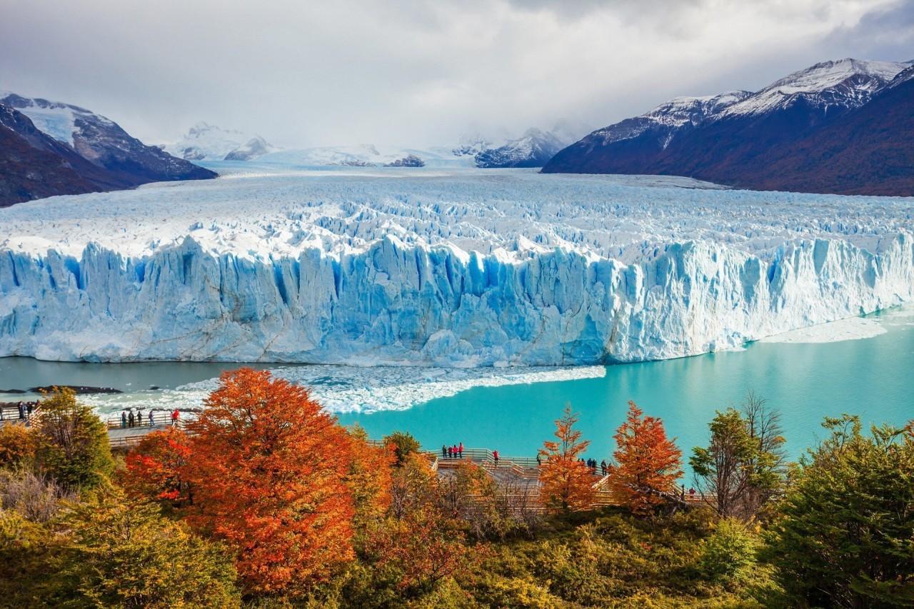 Самые красивые и величественные ледники мира