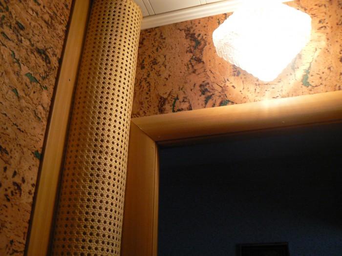 Декор труб в туалете своими руками