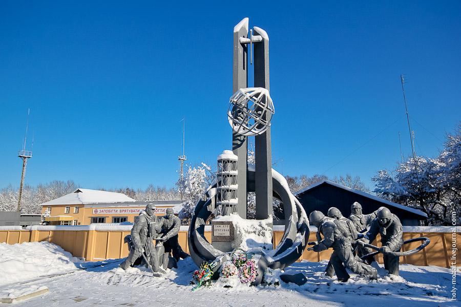 271 Зимний Чернобыль