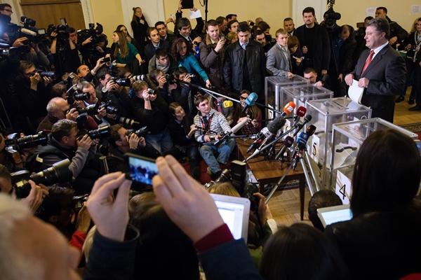Украинские СМИ обвинили влас…