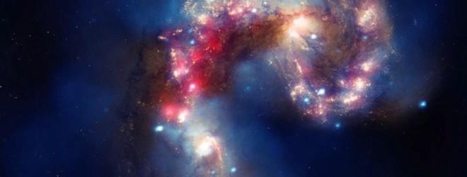 10умопомрачительных фотографий, сделанных при помощи телескопа«Спитцер»