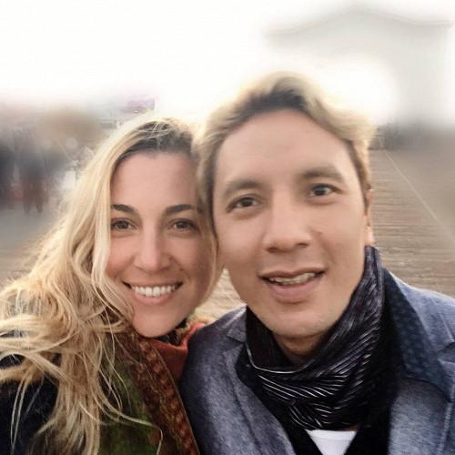 Муж и жена уже 10летничего…