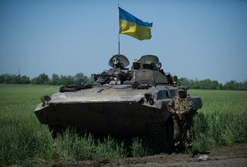 Ополченцы Донбасса разбили огневые точки киевских силовиков под Мариуполем