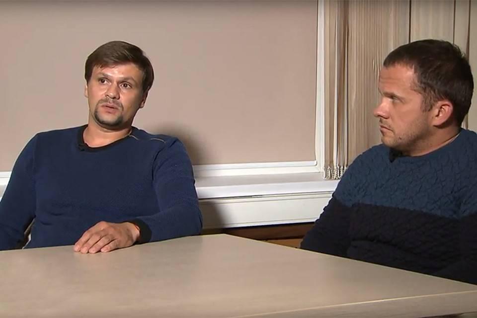Главные выводы из интервью Боширова и Петрова