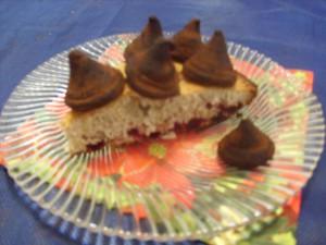 рецепт нового пирога с клюквой и орехами