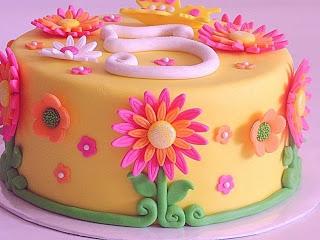 Сахарная кулинарная мастика для цветов и других украшений