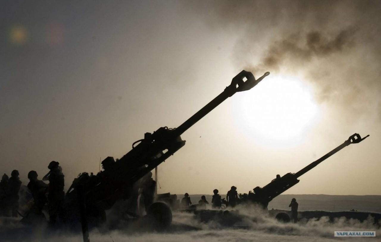 Турция нанесла удар по союзникам США в Сирии