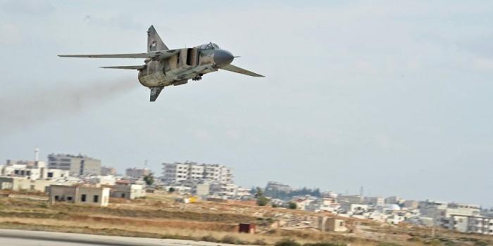 Сирийскую авиацию перебросили ближе к российской базе Хмеймим