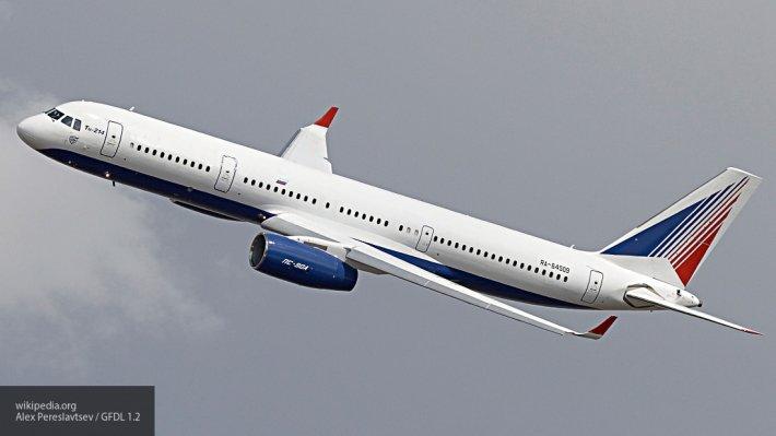 Новейший Ту-214 специальной модификации был передан заказчику
