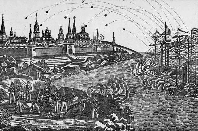 Как англичане пытались отжать коров у соловецких монахов