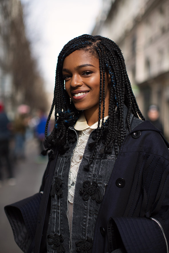 On the Street…Rue Béranger, Paris